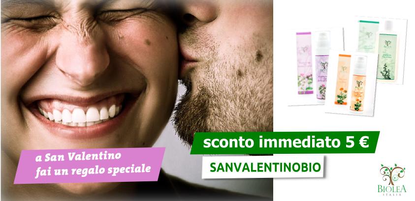 Un cosmetico biologico, il pensiero perfetto per San Valentino